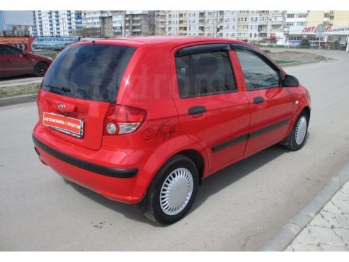 Выкуп Hyundai Getz в Томске
