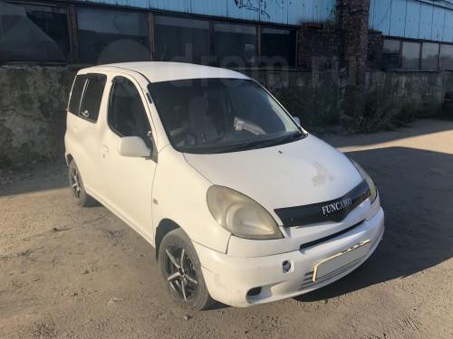 Выкуп Toyota Funcargo в Томске