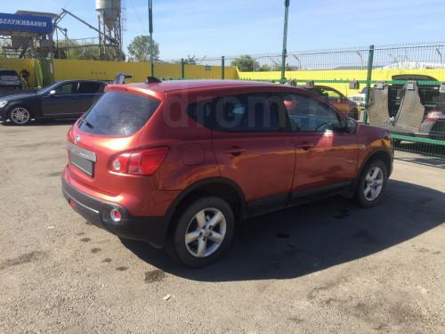 Выкуп Nissan Qashqai в Томске