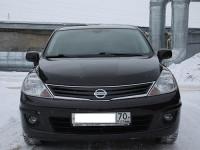 Автомобиль Nissan Tiida