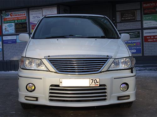 Автомобиль Nissan Prisage
