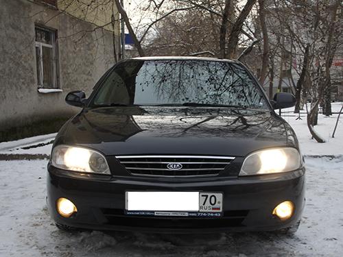 Продам Kia Spectra в Томске