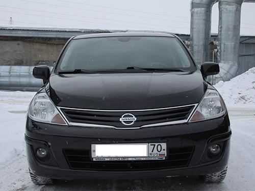 Продам Nissan Tiida в Томске